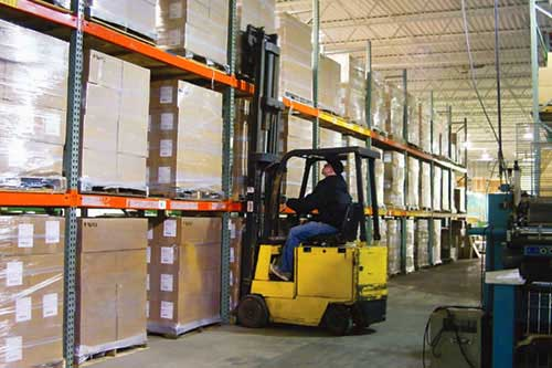 Stylecraft provides Warehousing and Fulfillment
